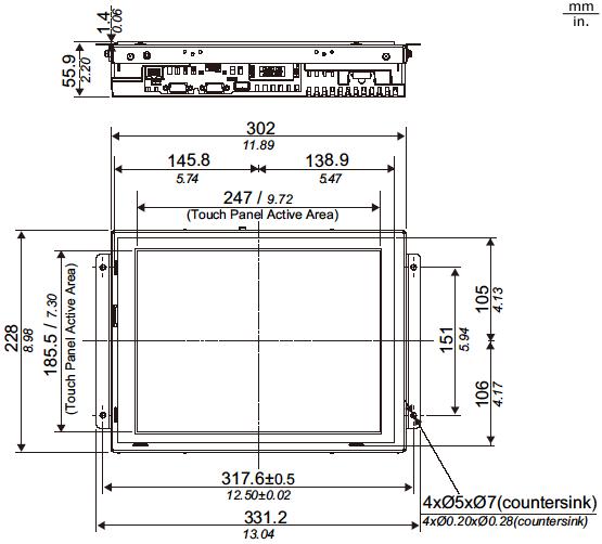 4601r_panel_flat_horiz_dim.png
