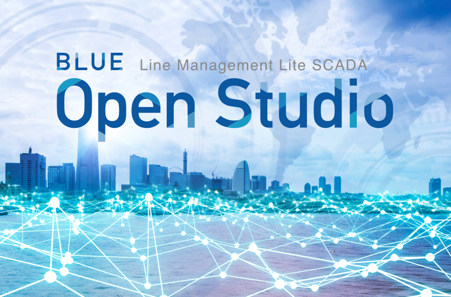 Blue Open Studio